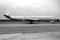 British European Airways De Havilland Comet 3 G-ANLO