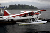 Baxter Aviation DHC-2 Beaver C-FWAC at the Vancouver Seaplane Base (2000)