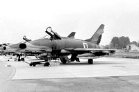 Turkish Air Force North American F-100D Super Sabre 0-63355