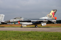 Dutch AF 322 Squadron GD F-16AM J-002 at the Volkel Airshow (2013)