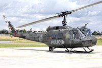 Colombian Police Bell UH-1H PNC0715 (2015)