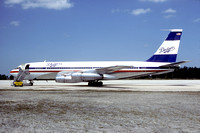 Los Angeles Dodgers Boeing 720 N1R