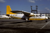 Tradewinds Avaition Britten Norman BN-2 Islander C-GTOP (1982)