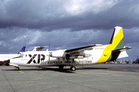 XP Parcel Systems Fokker F-27-600 Friendship PH-FXT (1985)
