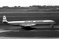 Dan Air London De Havilland Comet 4 G-ARJN