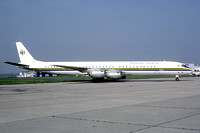 Gabon Government Douglas DC-8-63 TR-LTZ (1984)