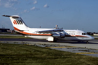 Air Wisconsin BAe 146-200 N603AW (1984)