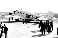 Aerotransport Junkers Ju52/3M SE-AER