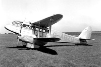 Marshall Cambridge De Havilland Dragon Rapide G-AGZO