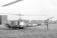 US Army Europe Bell UH-1B Iroquois 60-3609