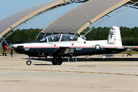 US Navy TAW-6 Beechcraft T-6A Texan 165997/F-997 at NAS Pensacola (2013)