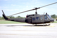US Army Alabama ArNG Bell UH-1H Iroquois 64-13750 (1985)