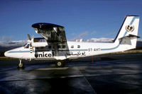 UNICEF DHC-6-300 Twin Otter St-AHT (2000)