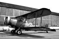 US Army Air Corps Douglas O-38 Observation Biplane
