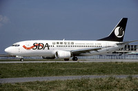 Shandong Airlines Boeing 737-300 B-2995 (2000)