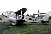Kentair Charters De Havilland Dragon Rapide G-AKIF