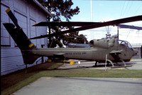 US Army Bell AH-1G King Cobra 78-23095 at the Fort Rucker Museum (1985)