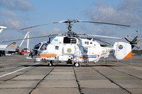 Kazakhstan Ministry of Emergency Kamov Ka-32 UP-K3201 at KADEX 2012 Almaty