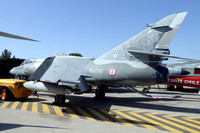 French Navy Dassault Super Etendard 71 stored at Hyeres (2016)