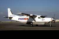 FedEx Feeder Cessna 208 N772FE (1998)