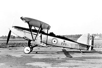 Royal Navy Fairey Fleetwing N235