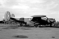 RAF 120 Squadron Avro Shackleton MR.3 WR975 at RAF Changi (1966)
