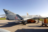 French Navy Dassault Etendard 15 stored at Hyeres (2016)