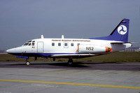Federal Aviation Administration North American Sabreliner N52 (1984)