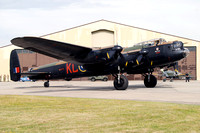 RAF Battle of Britain Memorial Flight Avro Lancaster B.I PA474 at RIAT Fairford (2014)