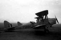 RAF 8 EFTS De Havilland Tiger Moth T7792