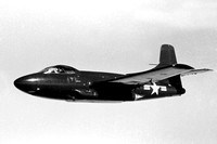 US Navy Douglas XF-10A Skynight Air to Air