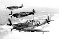 Royal Navy 736 Squadron Supermarine Seafire IB