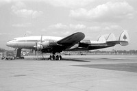 ACE Freighters Lockheed L-749A Constellation G-ANUR