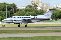 Beech King Air 350 LV-YLC (2015)