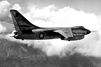USAF Douglas RB-66A 52-2828 Air to Air