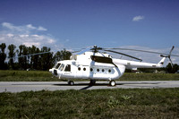 "Moldovan Air Force Mil Mi-8MTV-1 ""2"" (2005)"