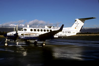 DFS Flight Inspection International Beech King Air 350 D-CFMB (2000)