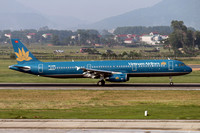 Vietnam Airlines Airbus A321-200 VN-A396 (2015)