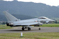Austrian Air Force Eurofighter EF-2000 7L-WN at the Zeltweg Airshow (2013)