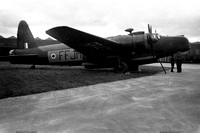 RAF 1 ANS Vickers Wellington T.10 RP463 (1950)