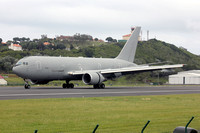 Italian Air Force 14 Stormo Boeing KC-767A MM62229/14-04 at Lajes (2016)