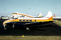 Fairflight De Havilland Dove G-APZU (1974)
