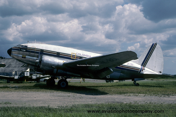 Curtiss C-46 Commando HK-851 (1999)