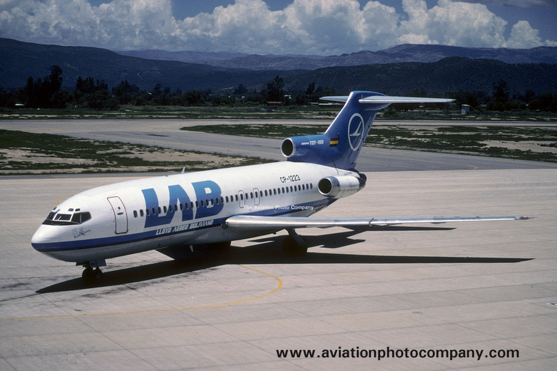 The Aviation Photo Company | Boeing 727 | Lloyd Aereo Boliviano