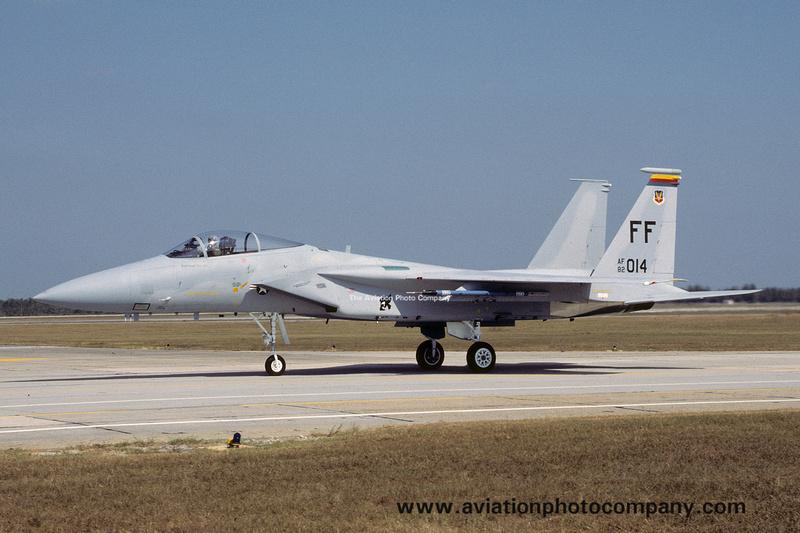 The Aviation Photo Company | F-15 Eagle (McDonnell Douglas