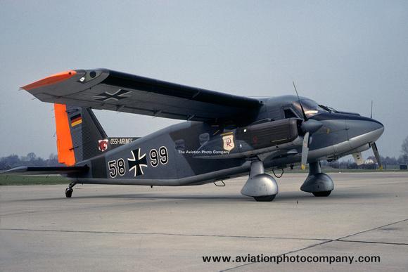 The Aviation Photo Company   Dornier 28   West German Air Force JG71