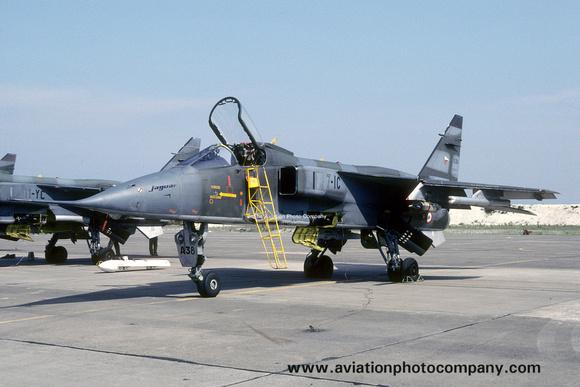 The Aviation Photo Company | Jaguar (Sepecat) | French Air