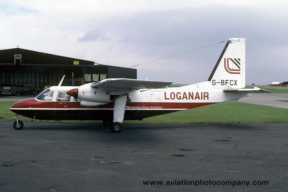 The Aviation Photo Company | Britten Norman Islander/Trislander