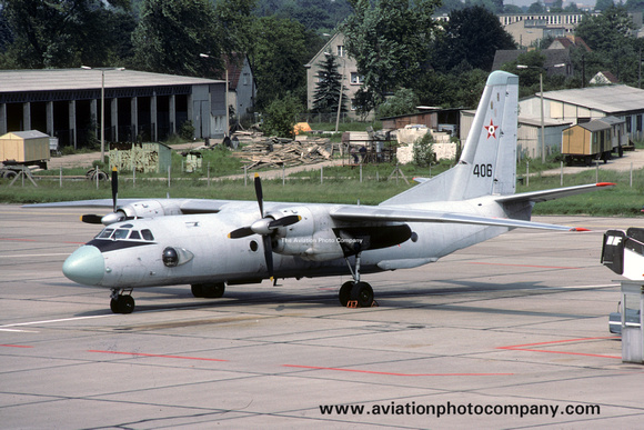 The Aviation Photo Company | Antonov An-24/36/32 | Hungarian Air