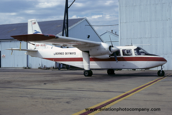 The Aviation Photo Company | Britten Norman Islander